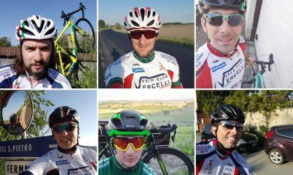 Veloclub Vercelli: dopo le pedalate virtuali si torna in strada