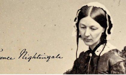 Un concorso per «The Lady with the lamp»