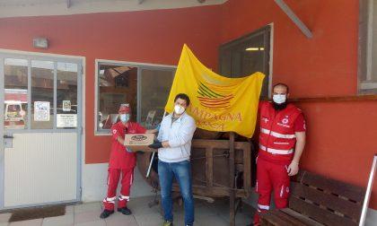 Coldiretti Vercelli-Biella dona 500 chili di riso