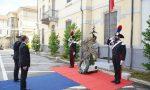 Festa dei Carabinieri: cerimonia sobria, calati i reati rispetto al 2019