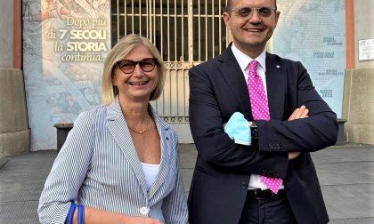 Il nuovo presidente regionale Ucid visita la sezione di Vercelli