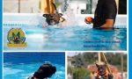 A Moncrivello la prima piscina per cani del vercellese