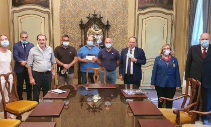 Un aiuto concreto per la ripresa dal Rotary