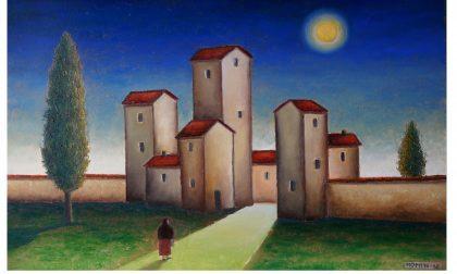 Victor Nòmin: 70 anni di pittura ed emozioni - Mostra virtuale