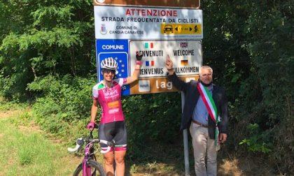 1500km in 8 giorni in tutto il Piemonte per sensibilizzare i cittadini sulla sicurezza dei ciclisti