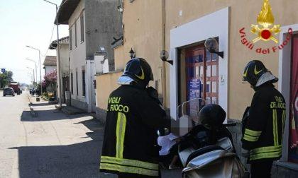 Scontro auto-moto a Oldenico, un ferito grave