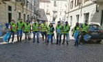 "Clean-up Vercelli: raccolte 30.000 ""cicche"" in piazza Cavour"