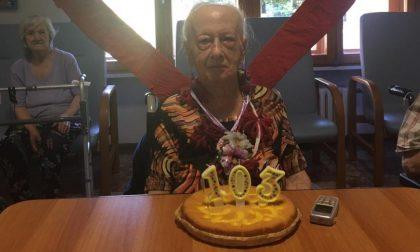 Maria Leto: la nonna ballerina e podista compie 103 anni