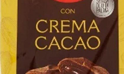 """Coop richiama le """"Frolle ripiene con crema al cacao"""" per allergene non dichiarato"""