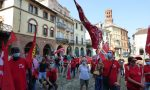 Salviamo il lavoro: in tanti alla manifestazione sindacale