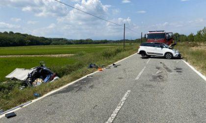 Incidente mortale sulla strada del Brianco