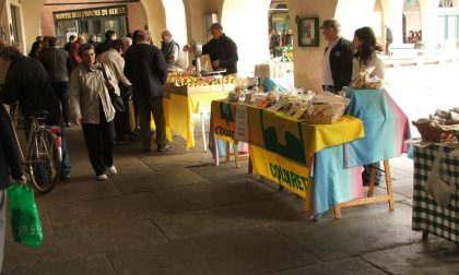 Campagna Amica Coldiretti: sabato 25 luglio torna il mercatino a Vercelli