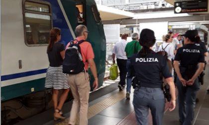 Polizia: quarto giorno di controlli straordinari nelle stazioni