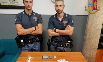 Due vercellesi nei guai per spaccio di droga per i rave party
