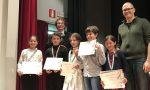 Allievi della scuola Vallotti premiati a Omegna