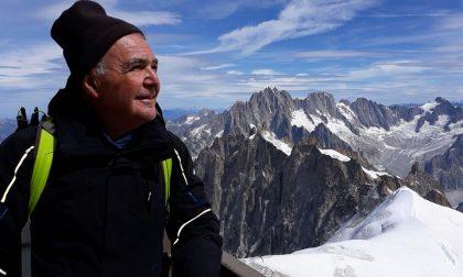Luigi Bobba ricoverato ad Aosta in seguito a un incidente in montagna