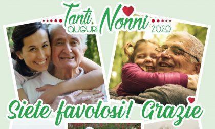 """""""Tanti auguri Nonni!"""": festeggiali con noi"""