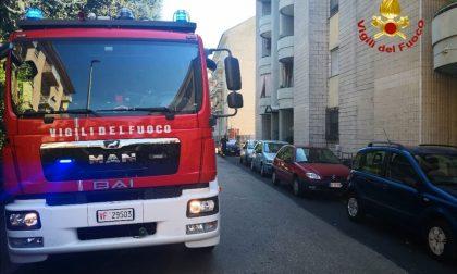 Fuga di gas in via Giolito