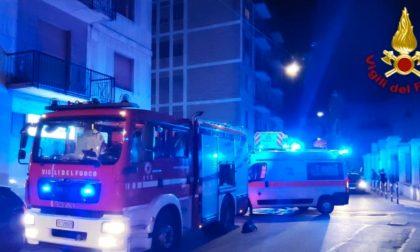 Donna morta in un alloggio in via Antonio Borgogna