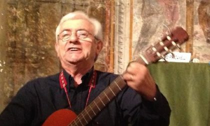 Addio Alceo Mantoan: un mito del folk vercellese
