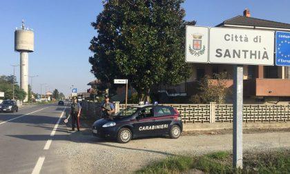 Urina sul muro della Stazione dei Carabinieri: 3.000 euro di multa