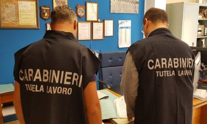 Venti multe Covid nei controlli dei Carabinieri