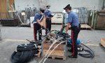 Due arresti per furto alla Ifi di Santhià