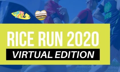 Rice Run 2020 virtual edition