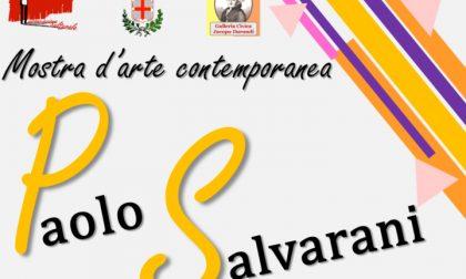 Paolo Salvarani espone a Santhià