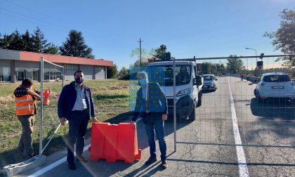 Riaperta la strada provinciale tra Vercelli e Novara