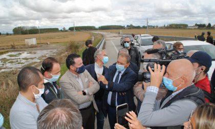 Alluvione Vercelli: interventi concreti con Cirio commissario