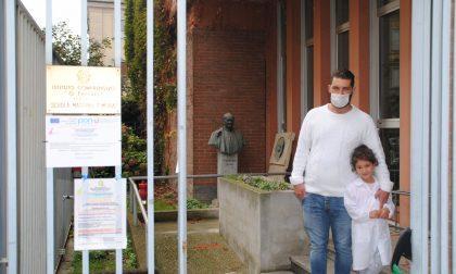 Fogazzi-Olmo: donato un termoscanner all'asilo Mora