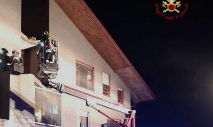 Incendio in un pub di Gattinara: alcune persone intossicate dal fumo