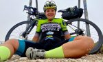 Una giovane trinese pedala per 1200 chilometri