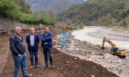 Viabilità: aperta dal SP9 della Val Mastallone