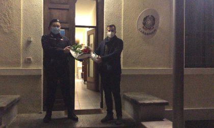 Il Comune di Trino porta fiori ai Carabinieri ricordando Nassiriya