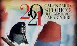 I Carabinieri presentanoil Calendario Storico e l'Agenda Storica 2021