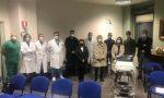 Nuovo ecografo portatile per l'Ospedale di Borgosesia