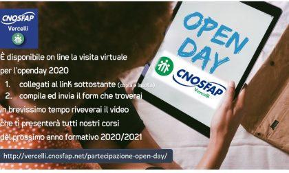 Open Day virtuale al Cnos-Fap