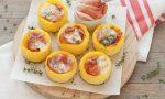 Cestini di polenta, veloci e gustosi