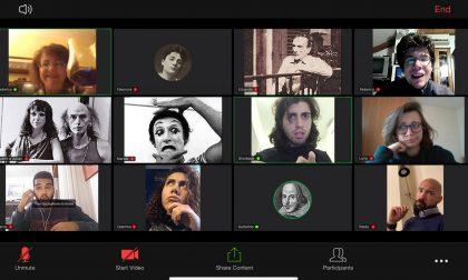 Teatro d'istante: corsi online per Tam Tam