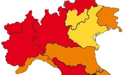 Piemonte fuori dalla zona rossa prima del 3 dicembre