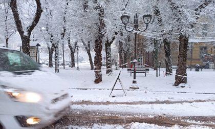 Neve di Capodanno: Viale Garibaldi di nuovo off-limits
