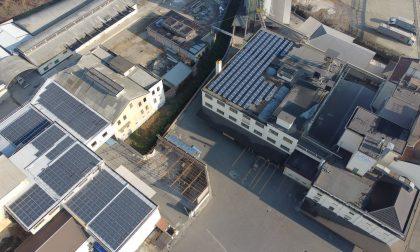 Mundi Riso attiva i tetti a pannelli solari