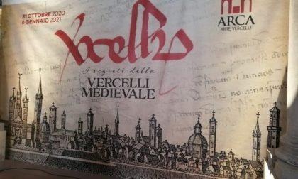 I segreti della Vercelli Medievale in delivery per le scuole