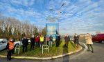 Saluggia: al via il cantiere per la rotonda Diasorin