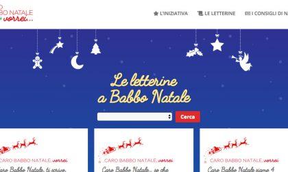 Caro Babbo Natale Vorrei… le vostre letterine sono sul sito