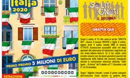 Lotteria Italia: Vercelli in terz'ultima posizione per vendite biglietti