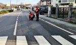 Investito sulle strisce: conducente denunciato