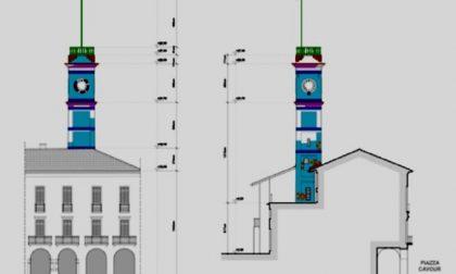 Torre dell'orologio: Il Comune la restaurerà